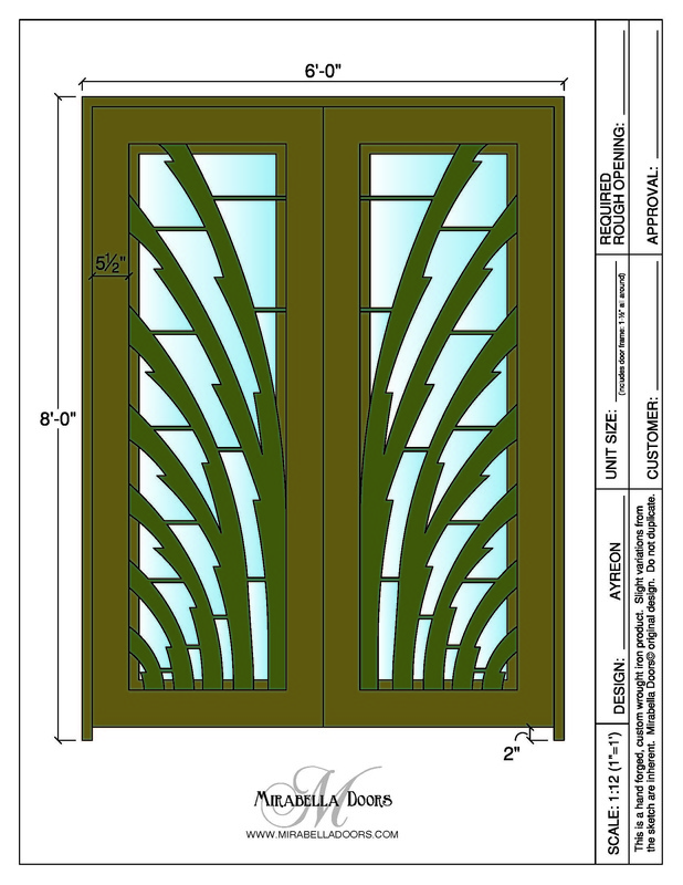 All of the drawings featured in the Design Library can be redrawn to accommodate all door shapes \u2013 full arch eyebrow bell top or straight.  sc 1 st  Mirabella Doors : all doors - pezcame.com